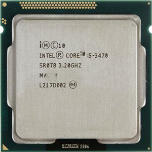 Intel Core i5 3470 3.2GHz LGA 1155 Ivy Bridge TRAY CPU